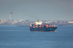 Juliette Rickmers Container Ship Photo stock