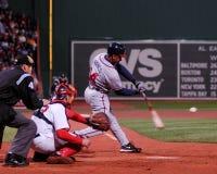 Julio Φράνκο Atlanta Braves 1B Στοκ εικόνες με δικαίωμα ελεύθερης χρήσης