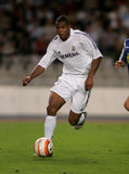 Julio Baptista of Real Madrid Stock Images
