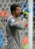 Julio Cesar Coupe du monde 2014 Stock Photos
