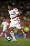 Julio-DOS Santos von Bayern München Lizenzfreie Stockfotos
