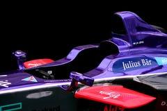 Julius Bar F1 Race car Stock Photos