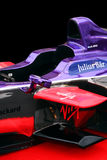 Julius Bar F1 Race car Royalty Free Stock Photo