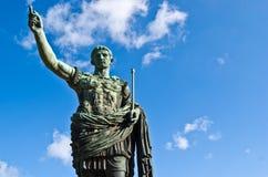 Julius Caesar Arkivbild