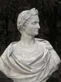 Julius Caesar bust Royalty Free Stock Image