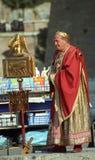 Julius Caesar, Rome, Italië Stock Fotografie