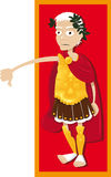 Julius Caesar Thumbs Down Stock Photos