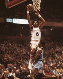 Julius Erving Stock Photography