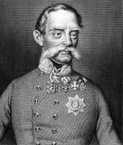 Julius Jacob von Haynau Immagini Stock Libere da Diritti
