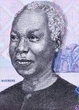 Julius Nyerere Royalty Free Stock Photography
