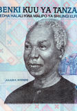 Julius Nyerere Stockfotos