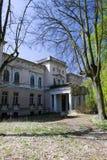 Juliusz Heinzl's Palace in Lagiewniki, Lodz Royalty Free Stock Photos