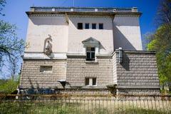 Juliusz Heinzl's Palace in Lagiewniki, Lodz Stock Photo