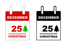 Julkalender Arkivfoto