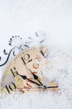 julklockatid Royaltyfri Bild