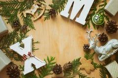 Julkortåtlöje upp Arkivbilder