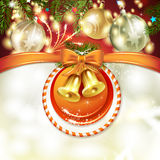 Julkort Royaltyfri Foto