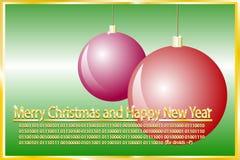 Julkort Fotografering för Bildbyråer
