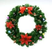 Julkrans Fotografering för Bildbyråer