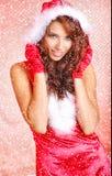 julkvinna Royaltyfri Bild