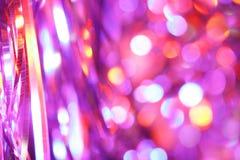 jullampor Royaltyfria Bilder