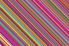 Julljus klubbamodell Randig diagonal bakgrund med lutade linjer Strimmig bakgrundvektorillustration stock illustrationer