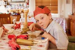 Julmål Royaltyfria Bilder