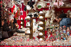 Julmarknad Royaltyfria Foton