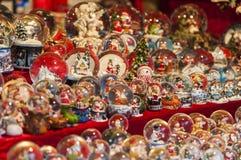 Julmarknad Fotografering för Bildbyråer