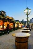 Julmarknad Baden-Baden 2016 Royaltyfri Fotografi
