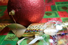 julminnen Fotografering för Bildbyråer