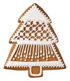 Julpepparkaka royaltyfri bild