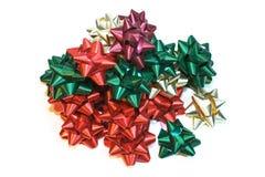 Julpilbågar Royaltyfria Bilder