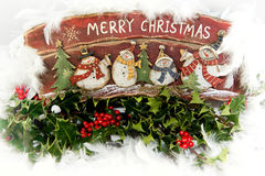 Julplats Royaltyfria Bilder