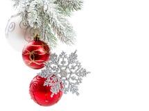 Julprydnadar Fotografering för Bildbyråer