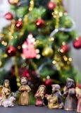 Julprydnader arkivbilder
