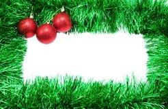 Julram av glitter Royaltyfri Fotografi