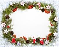 Julram med kopieringsutrymme för text Arkivfoton