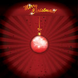 JulRedjordklot Royaltyfria Bilder