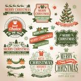 Julsamling Royaltyfria Bilder