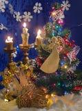 Julsammansättning (11) Arkivbilder