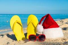 Julsemester på havet EPS 10 Arkivfoton