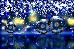 Julsfär stock illustrationer