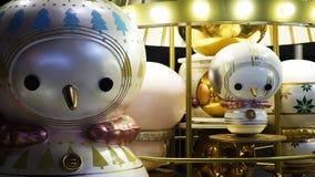 Julsnöfe Royaltyfria Bilder