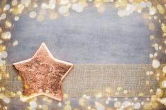 Julstjärnasanta hatt Den Seamless modellen kan användas för wallpaperen, modellpåfyllningar, rengöringsduksidabakgrund, surface t Royaltyfri Foto