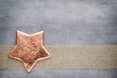 Julstjärnasanta hatt Den Seamless modellen kan användas för wallpaperen, modellpåfyllningar, rengöringsduksidabakgrund, surface t Royaltyfria Foton