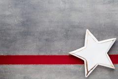 Julstjärnasanta hatt Den Seamless modellen kan användas för wallpaperen, modellpåfyllningar, rengöringsduksidabakgrund, surface t Arkivfoto