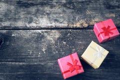 Jultappningbakgrunder Royaltyfria Bilder