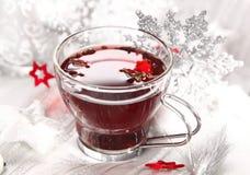 jultea Fotografering för Bildbyråer
