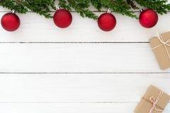 Jultemabakgrund fotografering för bildbyråer